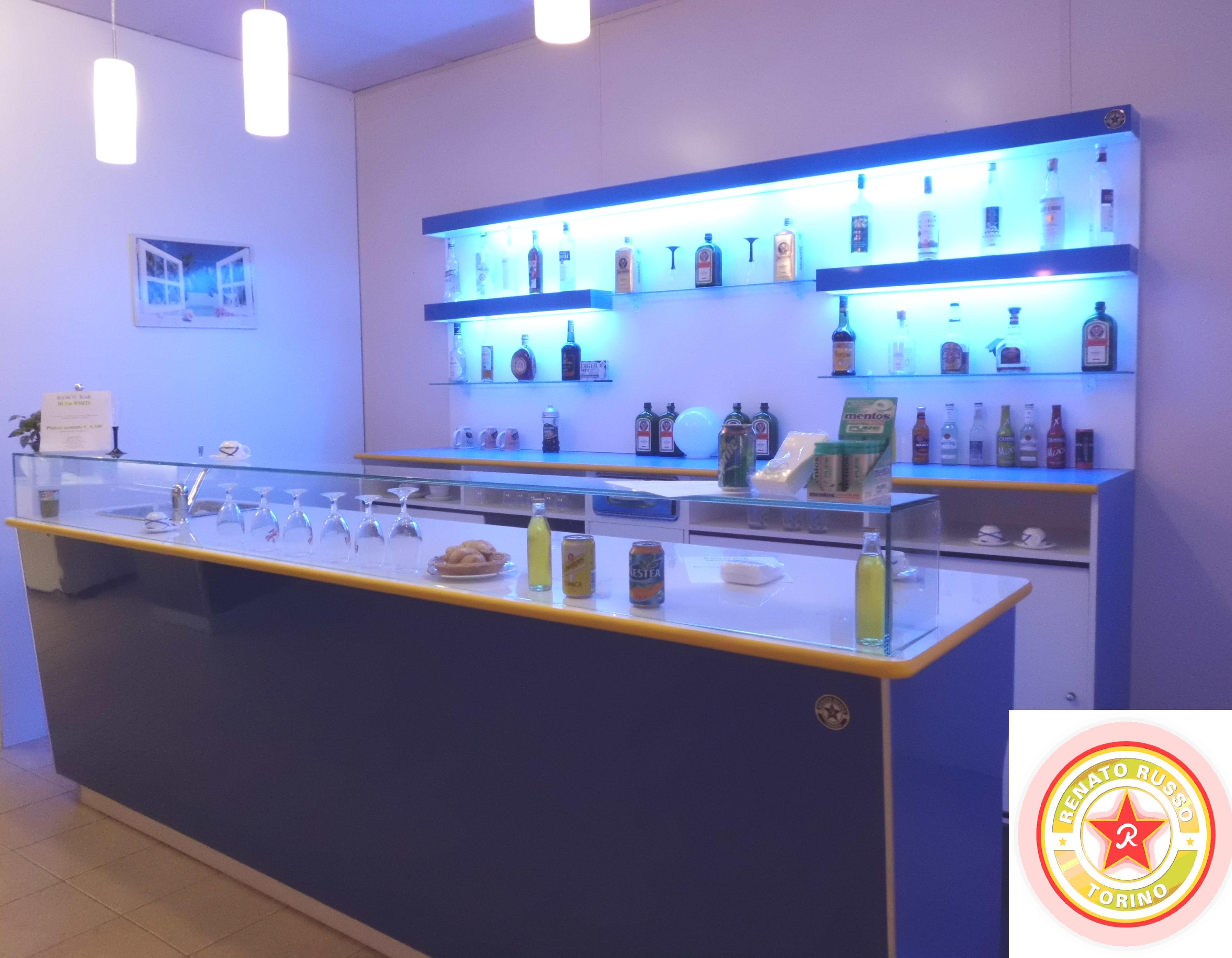 Banco bar bologna compra in fabbrica banconi bar for Arredamento bar usato milano