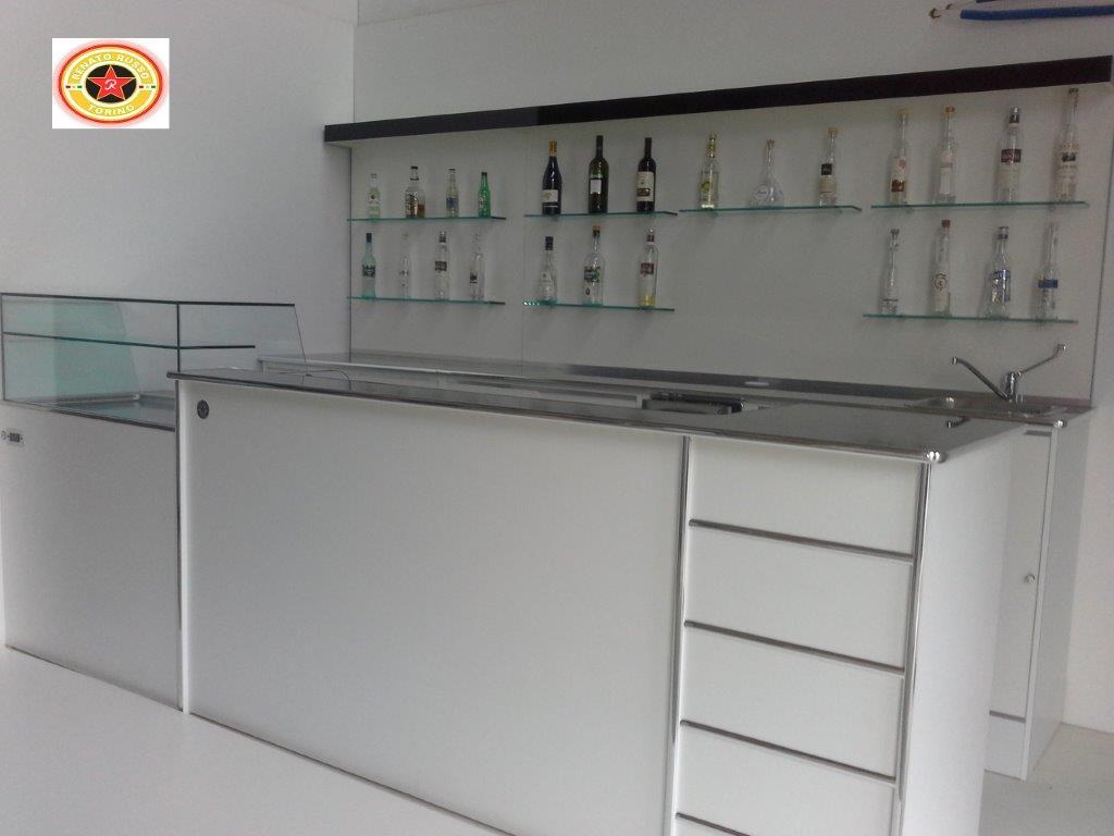 Banco bar bologna compra in fabbrica banconi bar for Banchi bar e arredamenti completi